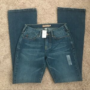(Abercrombie and Fitch) blue jeans
